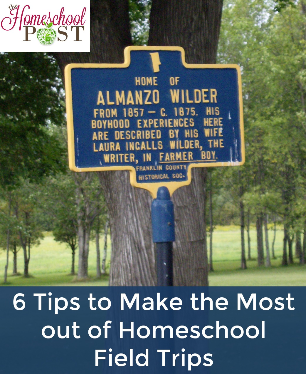 How to make the most of homeschool field trips | 6 tips for making the most of homeschool field trips