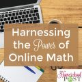 Using online math in your homeschool with CTCMath