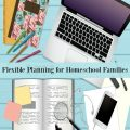 Get the details on Flexible School Schedule, a new planning app for homeschool families
