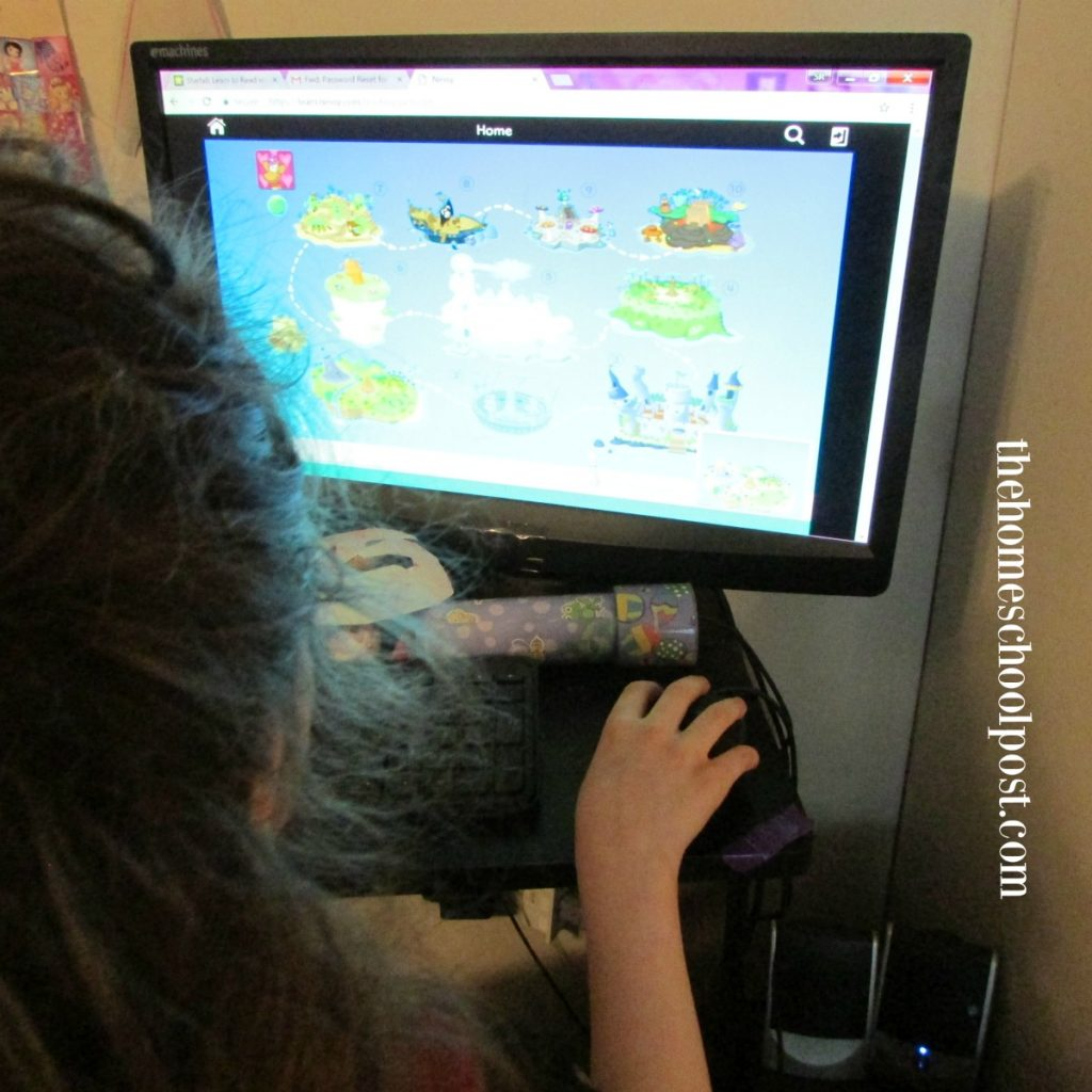 Nessy Reading and Spelling | homeschool review