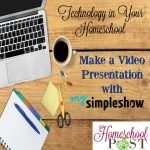 mysimpleshow video explainer | make a video presentation in your homeschool