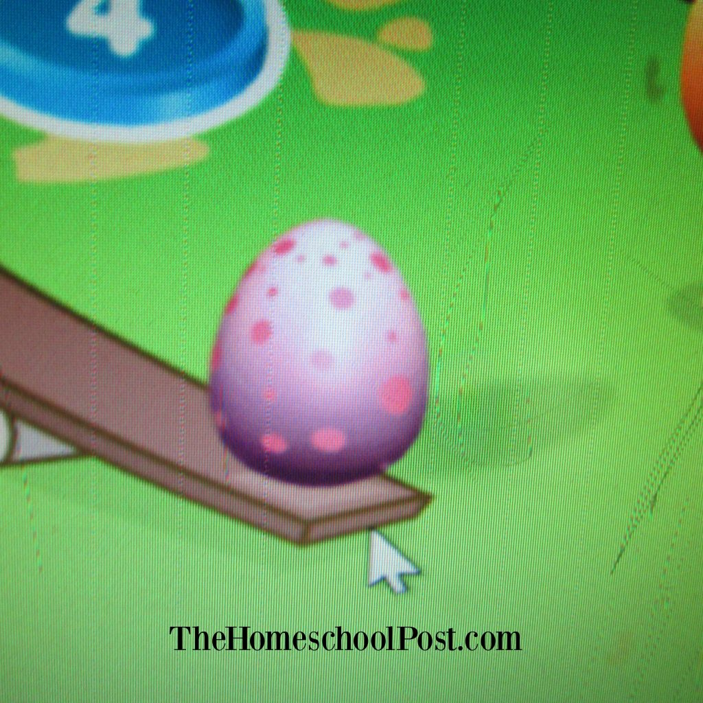 Reading Eggs online reading game