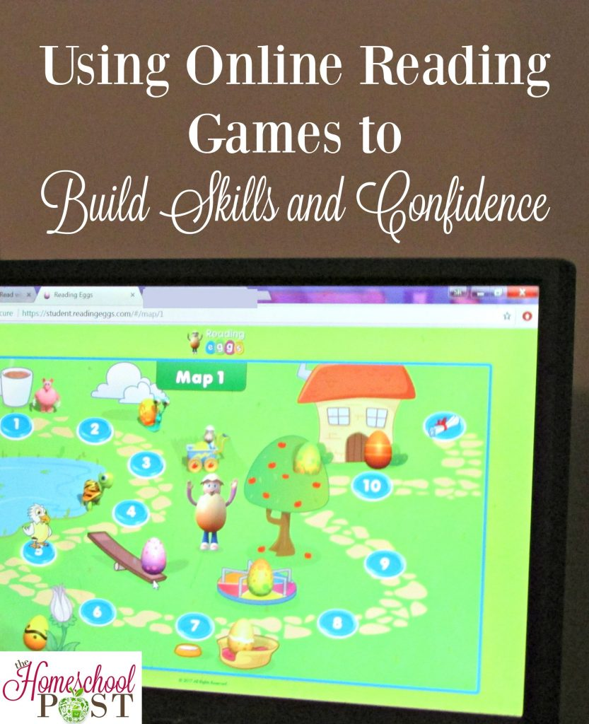 Online Reading Games with Reading Eggs. Get a 4 week free trial!