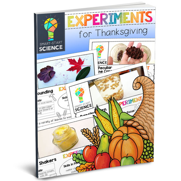 Thanksgiving Science Experiments for Homeschooling