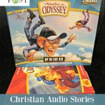 Adventures in Odyssey: Christian audiobooks for the whole family