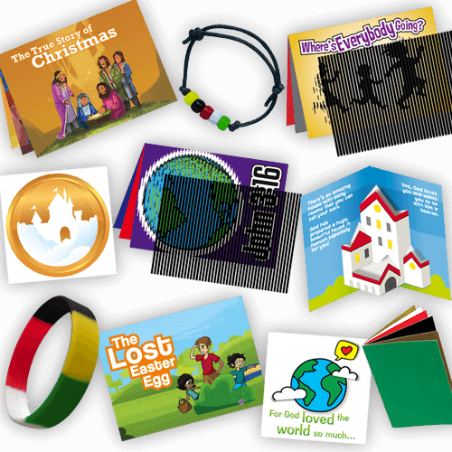 bible tracts for children evangelism tools