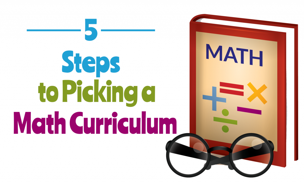 5 Easy Steps to Choosing a Math Curriculum | homeschooling